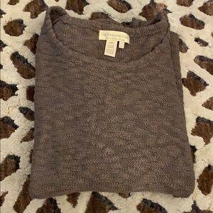 NWOT Brown Sweater